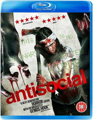 Antisocial (2013) (Blu-ray) (Retail / Rental)