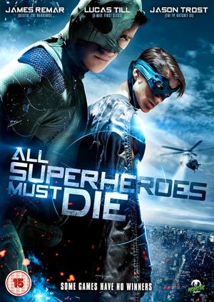 All Superheroes Must Die (2011) (Retail / Rental)