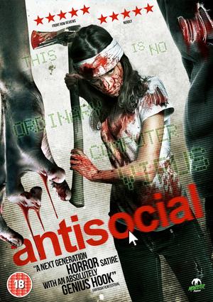 Antisocial (2013) (Retail / Rental)