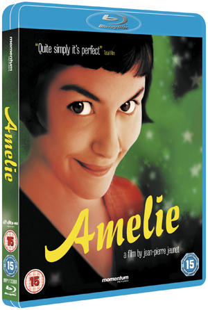Amelie (2001) (Blu-ray) (Retail / Rental)