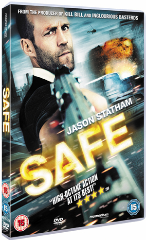 Safe (2012) (Retail / Rental)