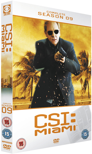 CSI Miami: The Complete Season 9 (2011) (Box Set) (Retail / Rental)