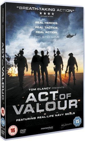 Act of Valour (2011) (Retail / Rental)