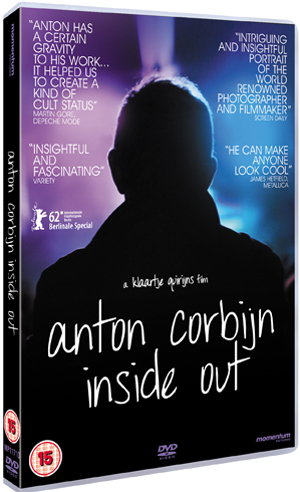 Anton Corbijn - Inside Out (2012) (Retail / Rental)