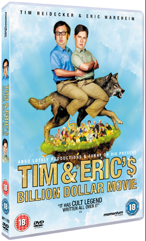 Tim and Eric's Billion Dollar Movie (2012) (Retail / Rental)