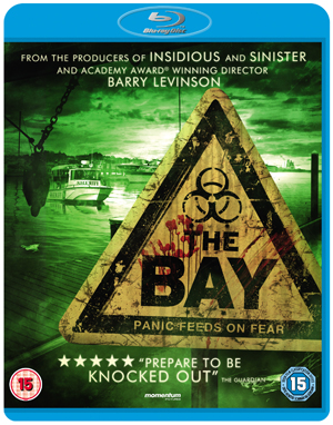 The Bay (2012) (Blu-ray) (Retail / Rental)