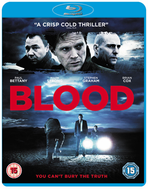 Blood (2012) (Blu-ray) (Retail / Rental)