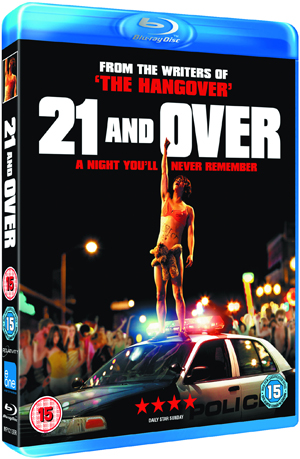 21 and Over (2012) (Blu-ray) (Retail / Rental)