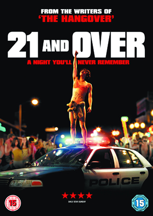 21 and Over (2012) (Retail / Rental)