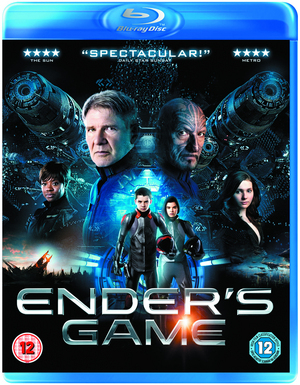 Ender's Game (2013) (Blu-ray) (Retail / Rental)