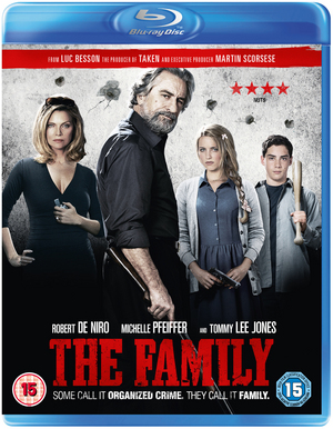 The Family (2013) (Blu-ray) (Retail / Rental)