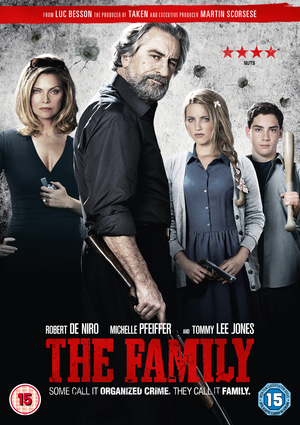 The Family (2013) (Retail / Rental)