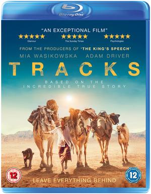 Tracks (2013) (Blu-ray) (Retail / Rental)