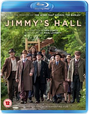 Jimmy's Hall (2014) (Blu-ray) (Retail / Rental)