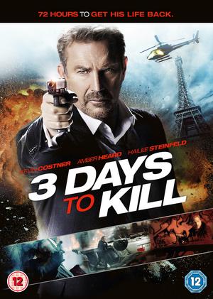 3 Days to Kill (2014) (Retail / Rental)