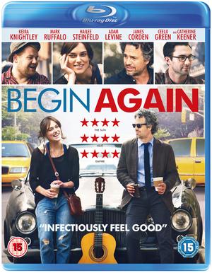 Begin Again (2013) (Blu-ray) (Retail / Rental)