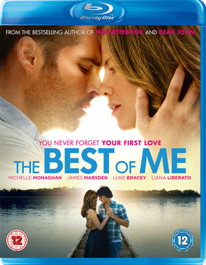 The Best of Me (2014) (Blu-ray) (Retail / Rental)