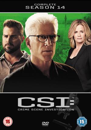 CSI - Crime Scene Investigation: The Complete Season 14 (2014) (Box Set) (Retail / Rental)