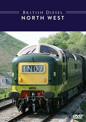 British Diesel Trains: The North West (Retail Only)