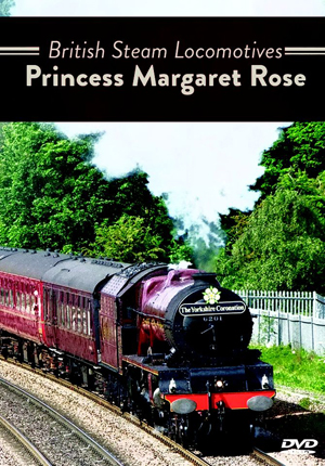 British Steam Locomotives: Princess Margaret Rose (Retail Only)