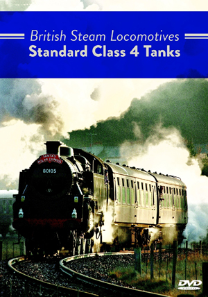 British Steam Locomotives: Standard Class 4 Tanks (2012) (Retail Only)