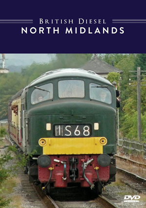 British Diesel Trains: The North Midlands (Retail Only)