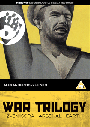 Aleksander Dovzhenko War Trilogy (1930) (Deleted)