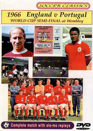 1966 World Cup: England V Portugal - Semi-Final at Wembley (1966) (Retail / Rental)