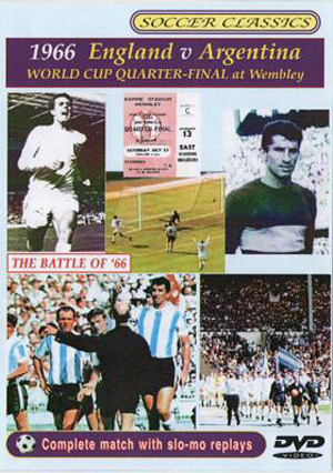 1966 World Cup: England V Argentina - Quarter-Final at Wembley (1966) (Retail / Rental)