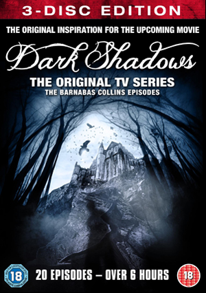 Dark Shadows: The Original TV Series (1967) (Pulled)