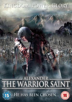 Alexander - The Warrior Saint (2008) (Retail Only)