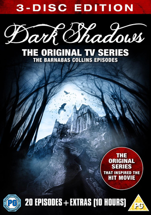 Dark Shadows: The Original TV Series (1967) (Retail / Rental)