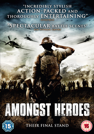 Amongst Heroes (2010) (Retail Only)