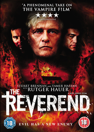 The Reverend (2011) (Retail Only)