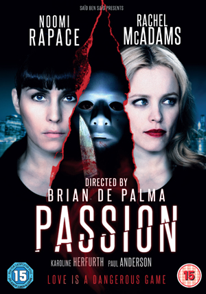 Passion (2012) (Retail Only)