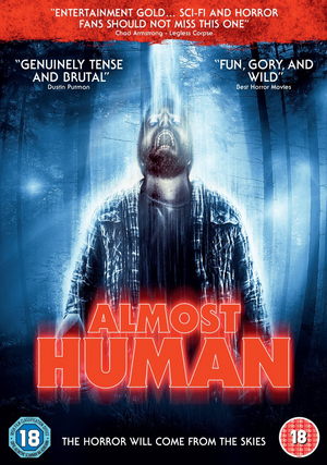 Almost Human (2013) (Retail Only)