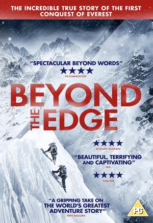 Beyond the Edge (2013) (Retail / Rental)