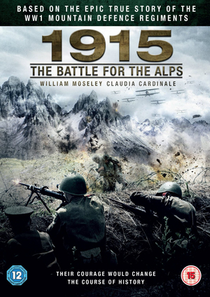 1915 - Battle for the Alps (2014) (Retail / Rental)