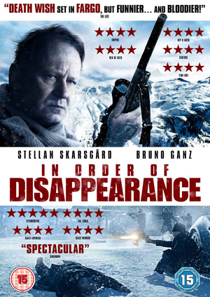 In Order of Disappearance (2014) (Retail / Rental)