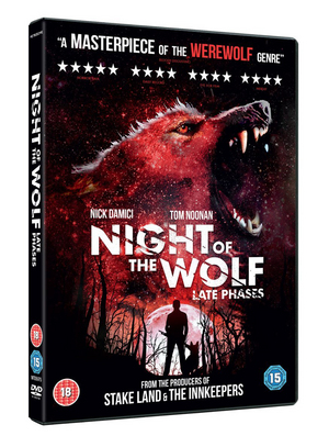 Late Phases - Night of the Wolf (2014) (Retail / Rental)