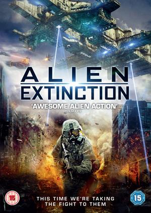 Alien Extinction (2015) (Retail / Rental)