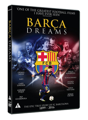 Barca Dreams (2014) (Retail / Rental)