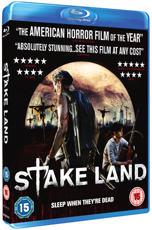 Stake Land (2010) (Blu-ray) (Deleted)