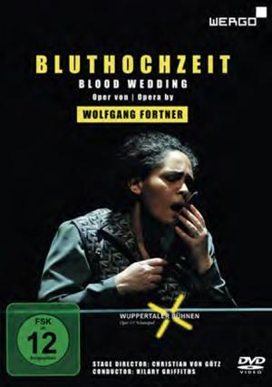 Bluthochzeit: Wuppertal Opera House (Griffiths) (2013) (Retail / Rental)