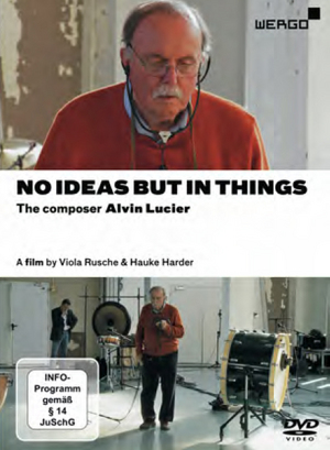 Alvin Lucier: No Ideas But in Things (NTSC Version) (Retail / Rental)