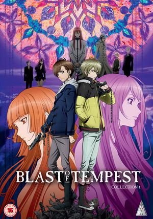 Blast of Tempest: Part 1 (2012) (Retail / Rental)