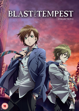 Blast of Tempest: Part 2 (2013) (Retail / Rental)