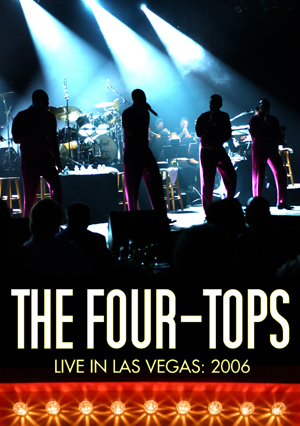 The Four Tops: Live in Las Vegas 2006 (2006) (Retail Only)