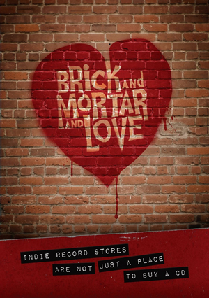Brick and Mortar and Love (2012) (Retail Only)