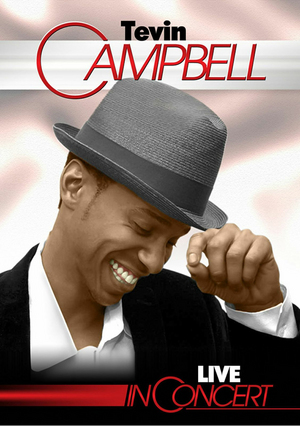 Tevin Campbell: Live in Concert (2013) (Retail Only)